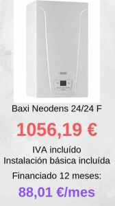 baxi neodens 24/24 F