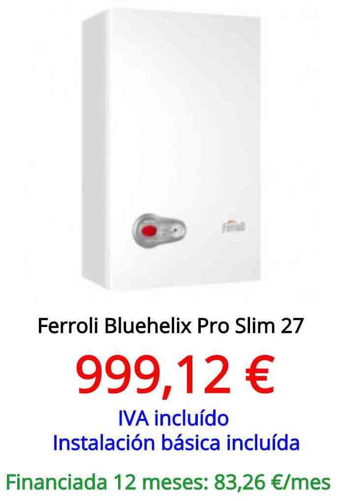 ferroli bluehelix pro slim 27