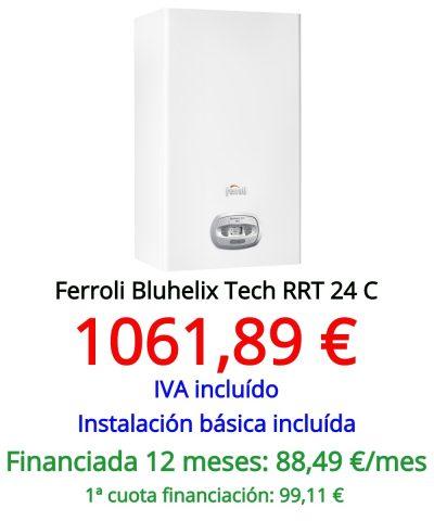 Ferroli Bluehelix Tech RRT 24