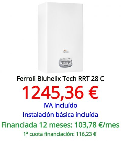 Ferroli Bluehelix Tech RRT 28