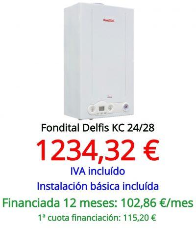 Fondital Delfis KC 24_28