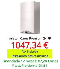 ariston cares 24