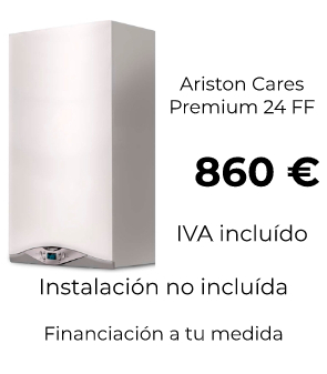 calderas de gas ariston