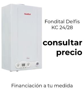 Calderas Fondital