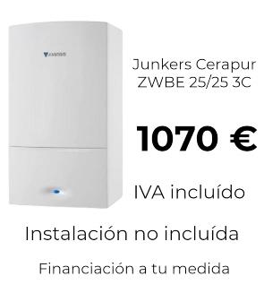 Calderas Junkers Madrid
